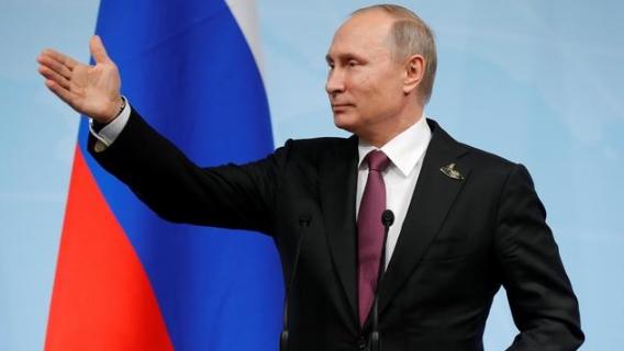 «Мы заткнем поганый рот всем, кто пытается переписать историю» - Путин