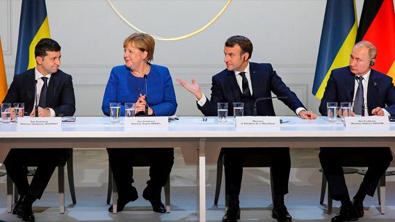 Саммит в Париже: стороны «договорились договариваться»…