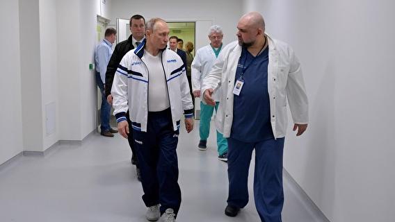 Пионтковский: в поведении Путина наблюдаются странности, он уже полгода сидит в бункере