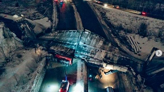 Почему падают мосты в России