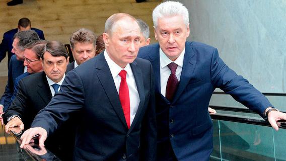 Политолог Сергей Марков: за спиной Собянина могут стоять противники Путина