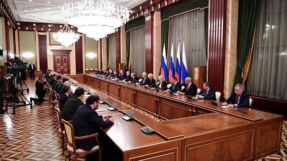 Правительство РФ: новые лица