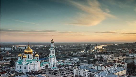 Ростов-на-Дону: предвыборные посадки