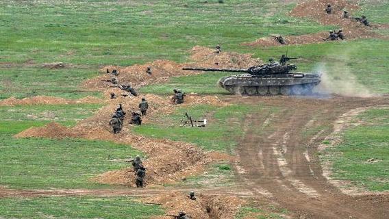 Саадат Кадырова: в России могут вспыхнуть сразу пять Карабахов