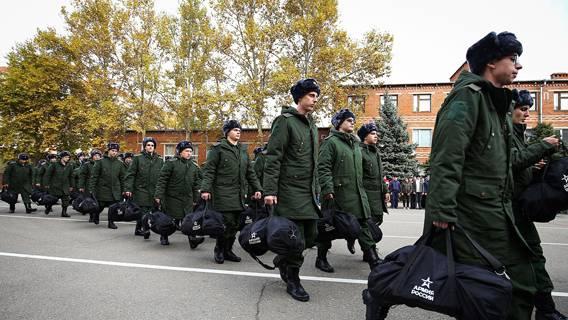Служи с комфортом, солдат! Призывники Ленинградской области и Санкт-Петербурга пополнят ряды Вооруженных сил России