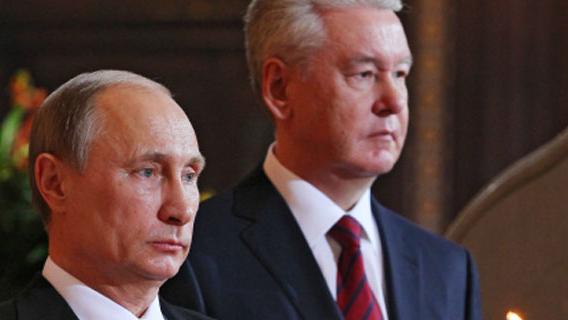 «Собянин метит в преемники Путина»: политолог рассказал о борьбе за власть в Кремле