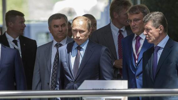 Соловей об окружении Путина: непомерно жадные, не очень умные и лукавые царедворцы