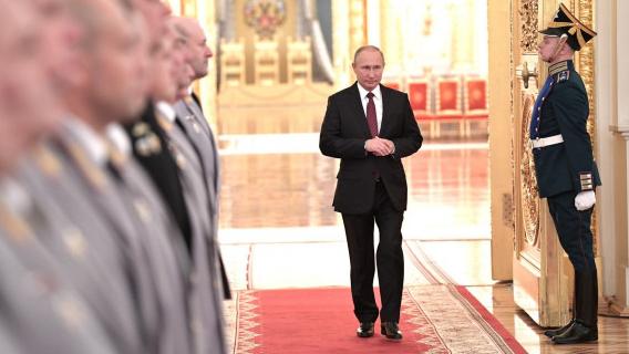 Три орешка для Путина: СМИ назвали варианты будущего трудоустройства президента
