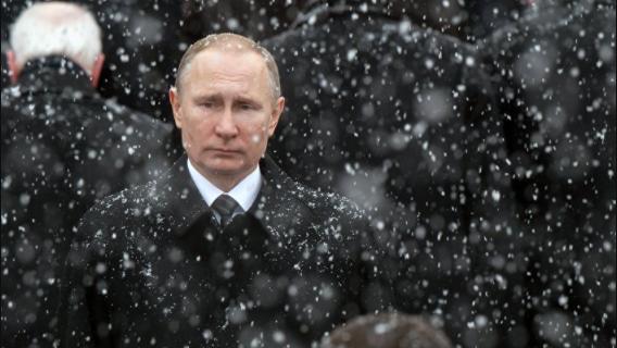 Валерий Соловей: Путин в последние месяцы не очень хорошо себя чувствует