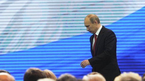 Валерий Соловей: Владимир Путин покидает верховную власть