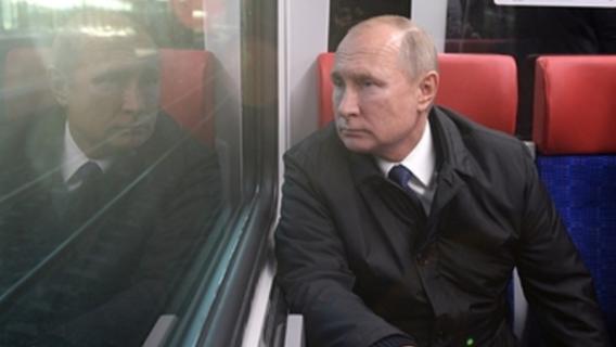 Валерий Соловей: время Путина ограничено, в 2022 году его не будет в российской политике