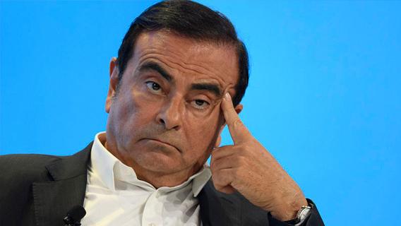 Японский Nissan обязал Карлоса Гона выплатить около €83 млн